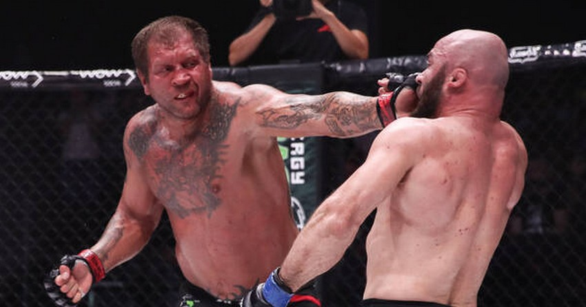Alexander «The Grim Reaper» Emelianenko