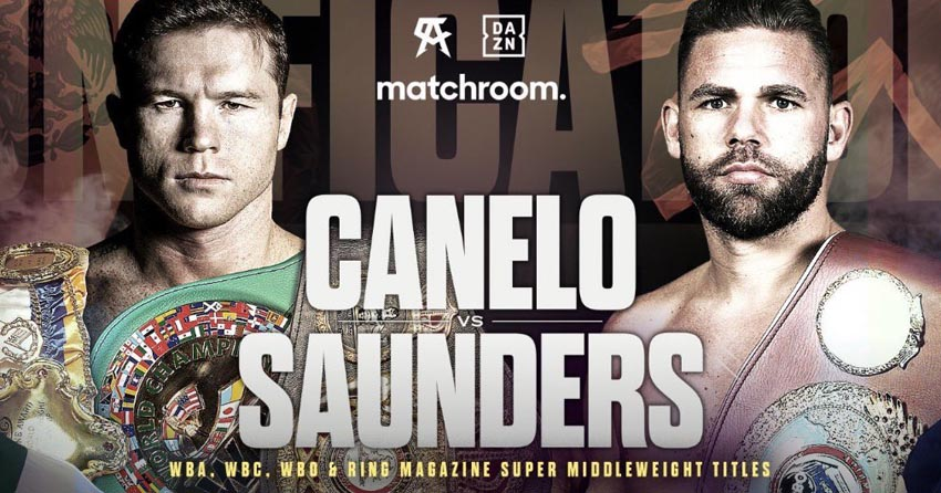 Billy Joe Saunders next fight