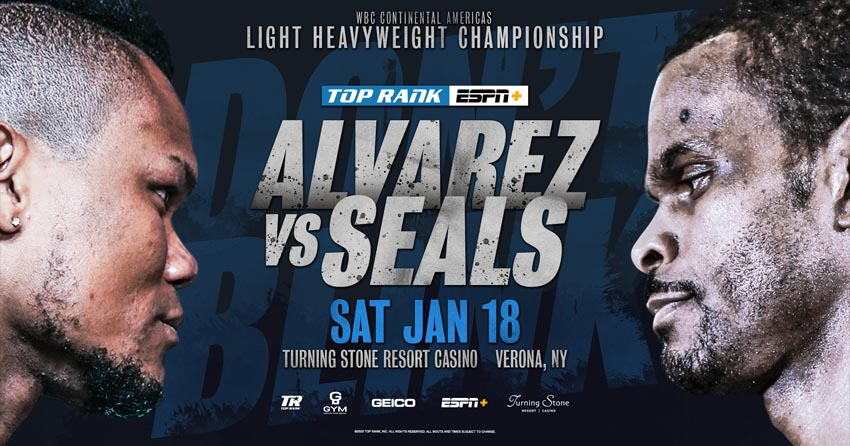 Eleider Alvarez last fight