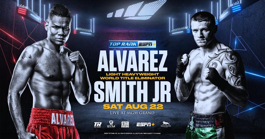 Eleider Alvarez vs. Joe Smith Jr