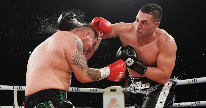 Joseph Parker beats Andy Ruiz Jr