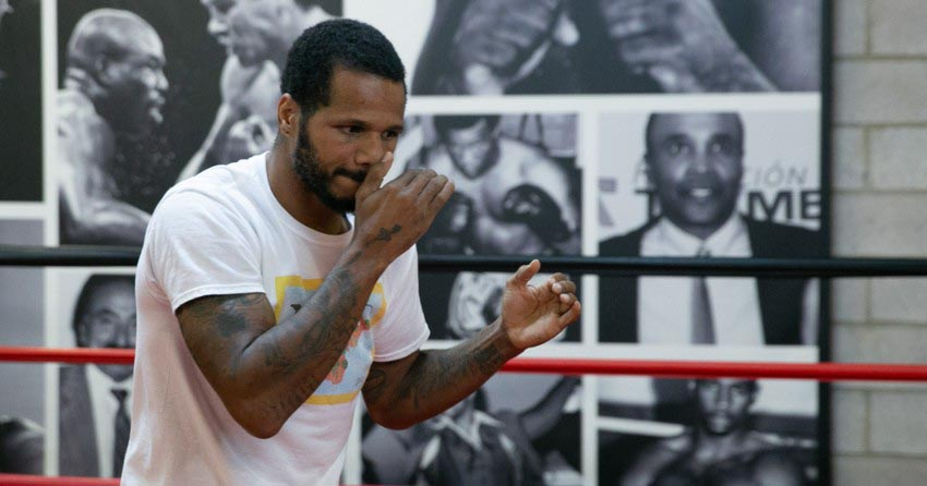 Anthony «The Dog» Dirrell