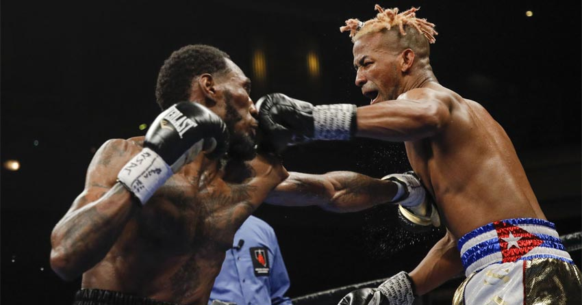 Rances Barthelemy vs. Alberto Puello