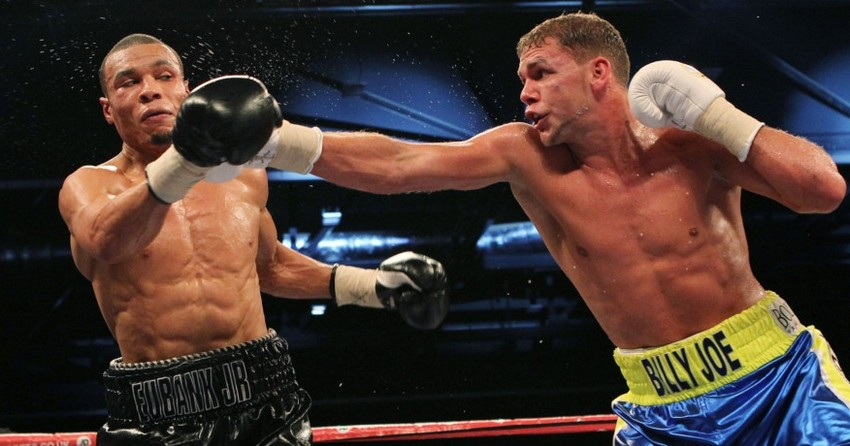 Billy Joe «Superb» Saunders