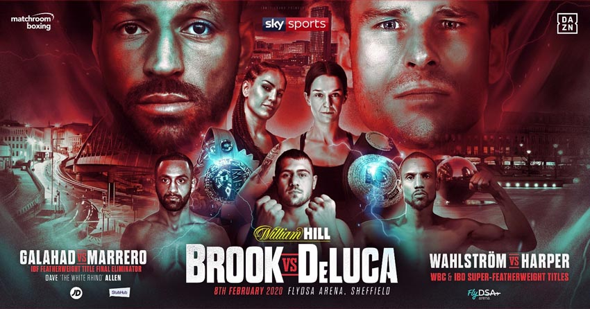 Kell Brook last fight