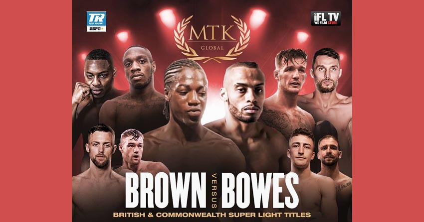 Akeem Ennis-Brown vs. Philip Bowes