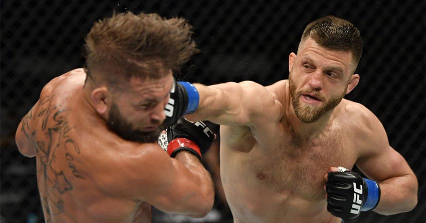 Calvin «The Boston Finisher» Kattar