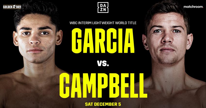 Luke Campbell next fight