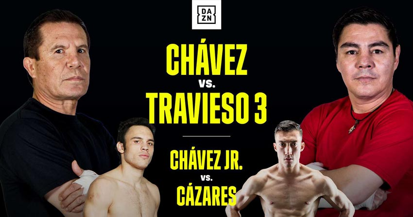 Julio Cesar Chavez next fight