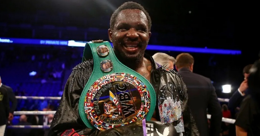 Dillian «The Body Snatcher» Whyte