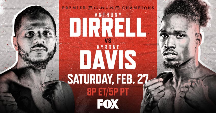 Anthony Dirrell last fight