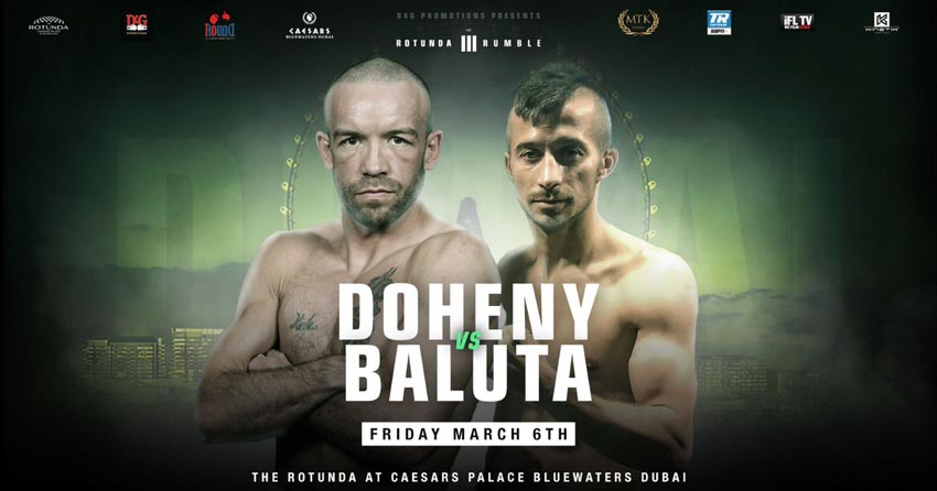 Ionut Baluta last fight