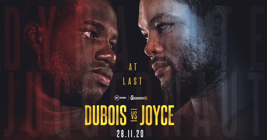 Joe Joyce next fight