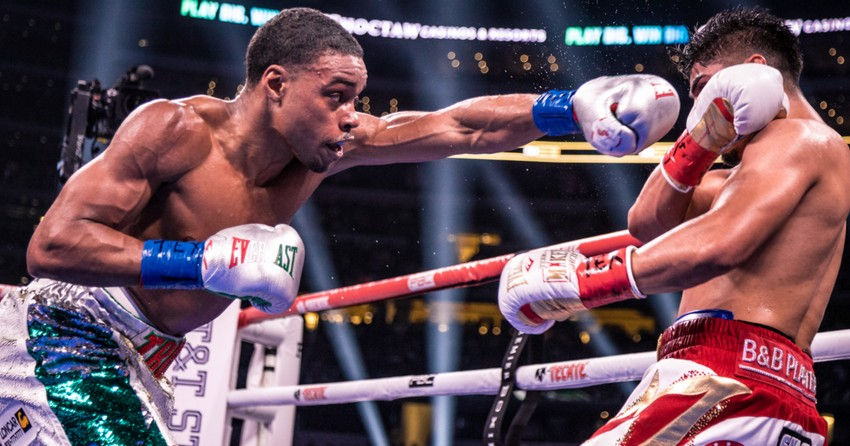Errol «The Truth» Spence Jr