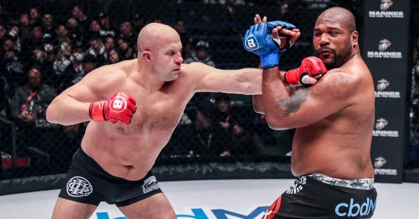 Fedor «The Last Emperor» Emelianenko