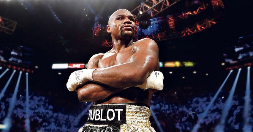 Floyd «Money» Mayweather Jr
