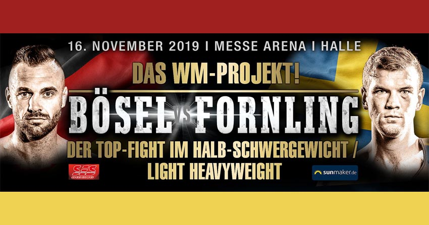 Dominic Boesel last fight