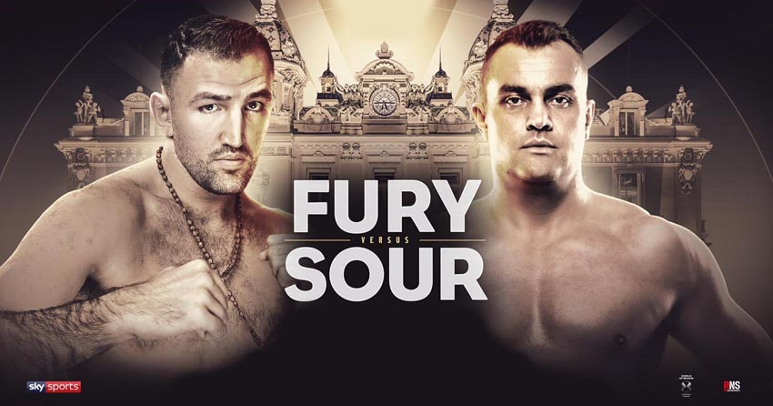 Pavel Sour next fight