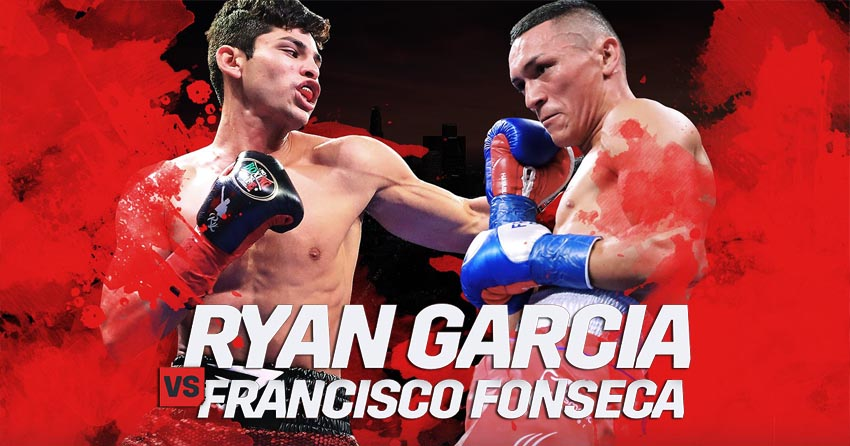 Ryan Garcia next fight