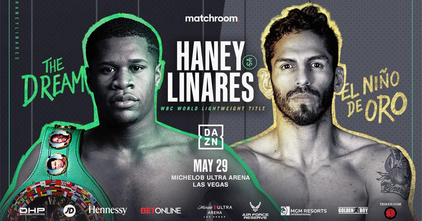 Devin Haney's next fight