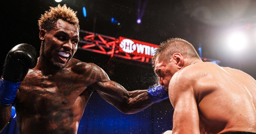 Jermall «Hit Man» Charlo