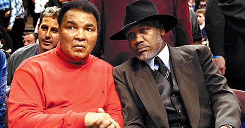 Joe «Smokin» Frazier