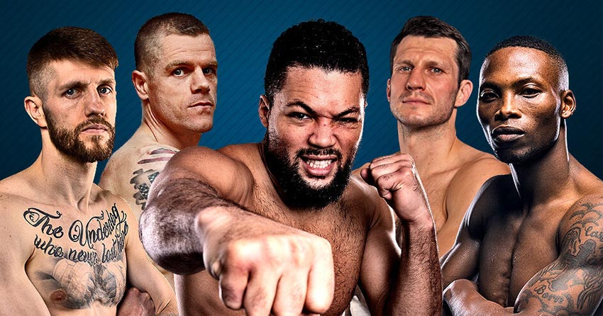 Callum Johnson vs. Igor Mikhalkin