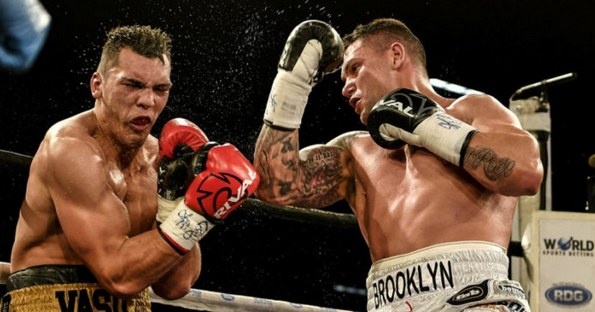 Kevin «The KO Kid» Lerena