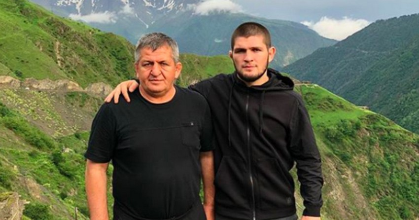 Khabib «The Eagle» Nurmagomedov