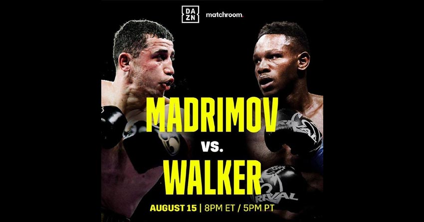 Israil Madrimov vs. Eric Walker