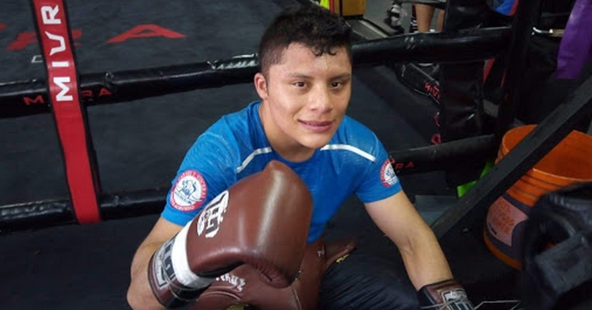 Isaac Cruz Gonzalez next fight