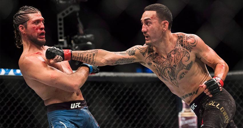 Max «Blessed» Holloway