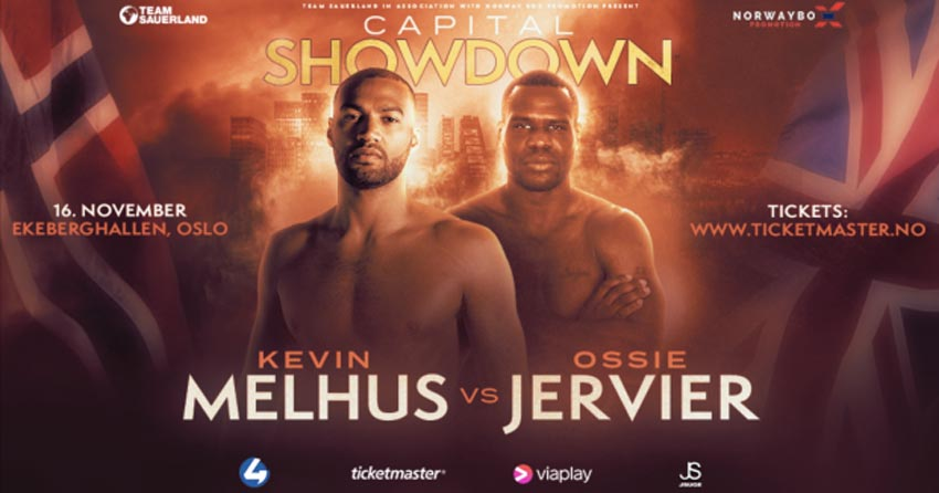 Kevin Melhus last fight
