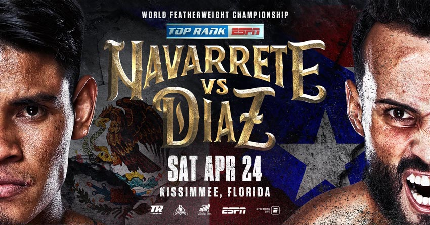 Emanuel Navarrete next fight