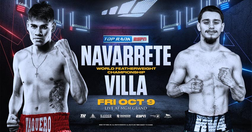 Emanuel Navarrete last fight
