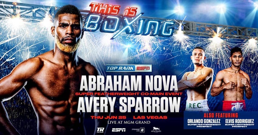 Abraham Nova last fight
