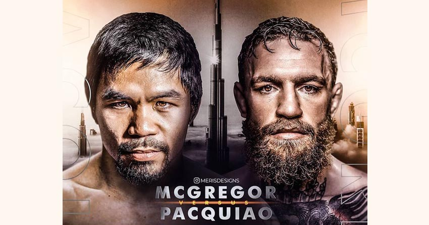 Manny Pacquiao vs. Conor McGregor