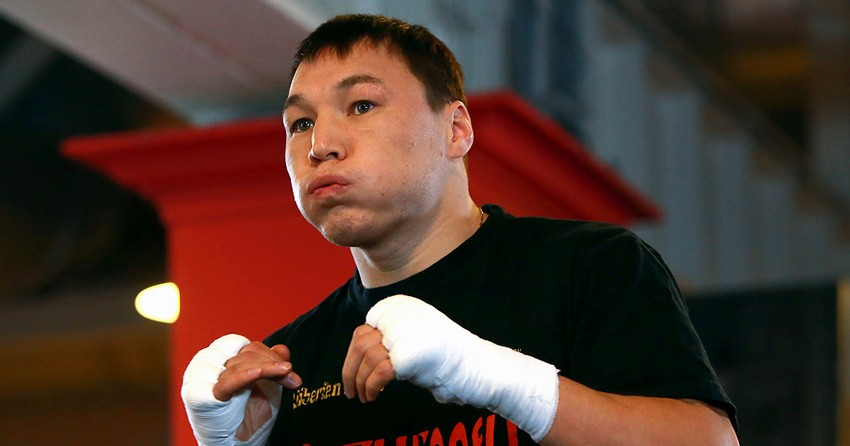 Ruslan «The Russian Rocky» Provodnikov