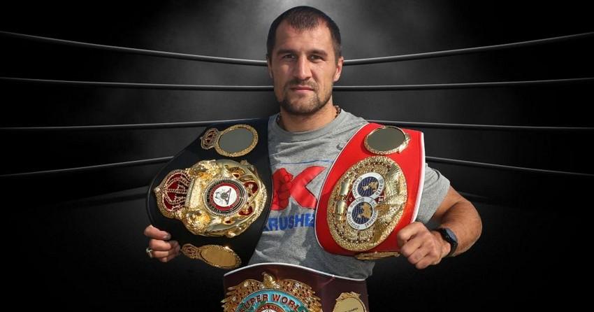 Sergey «Krusher» Kovalev