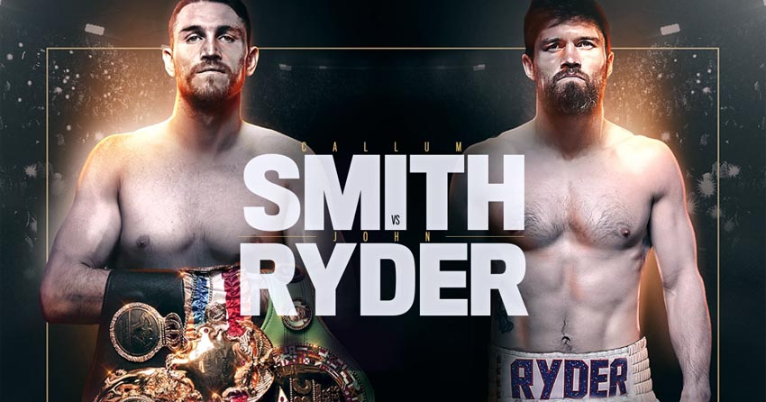 Callum Smith vs. John Ryder