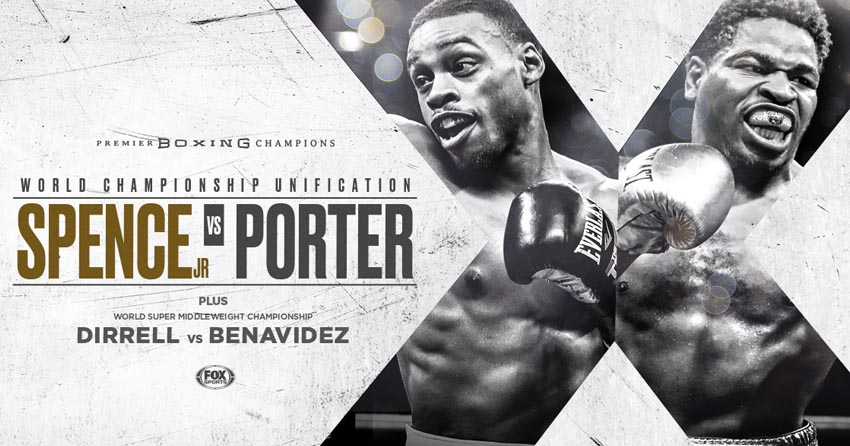 Errol Spence Jr vs. Shawn Porter