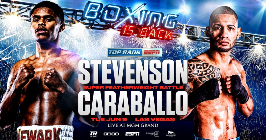 Shakur Stevenson last fight