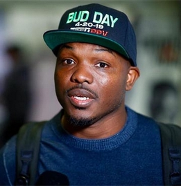 Timothy Bradley Jr