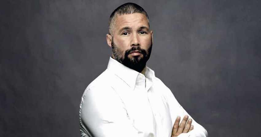 Tony «Bomber» Bellew