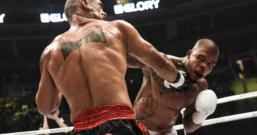 Tyrone «King of the Ring» Spong