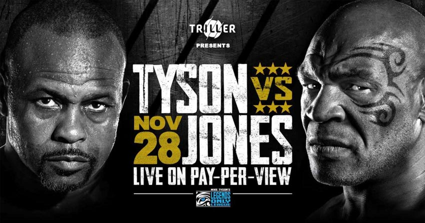 Roy Jones next fight
