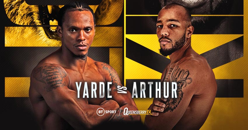 Anthony Yarde last fight